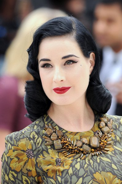Dita Von Teese Plastic Surgery Before After