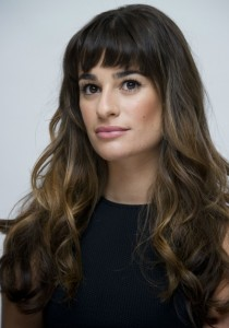 Lea Michele Plastic Surgery Before After