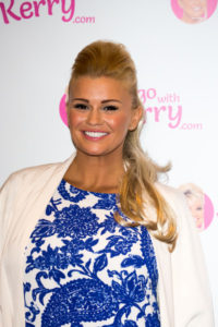 Kerry Katona Plastic Surgery Before After