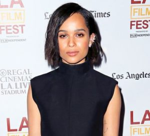 Zoe Kravitz Plastic Surgery Before and After