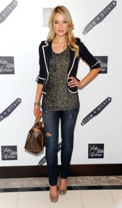 Katrina Bowden Plastic Surgery Before After