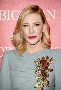 Cate Blanchett Plastic Surgery Before After