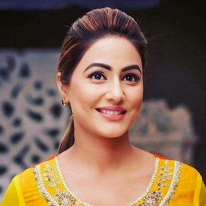 Hina Khan Plastic Surgery Before After