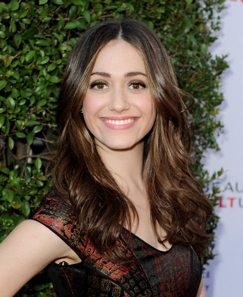 Emmy Rossum Plastic Surgery Before After