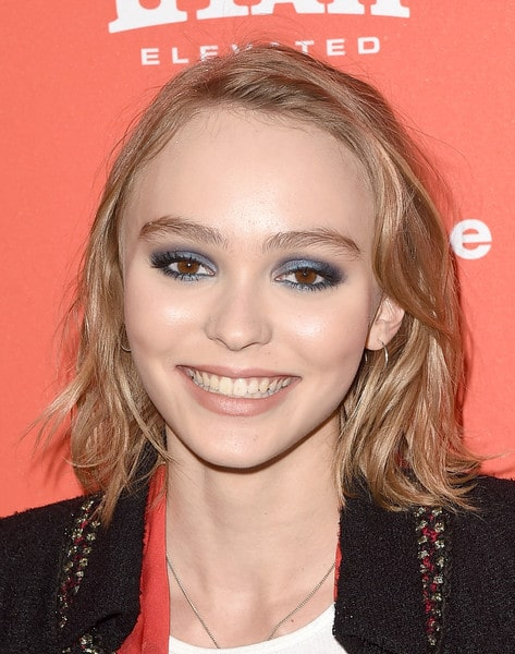 Lily-Rose Depp Plastic Surgery Before After