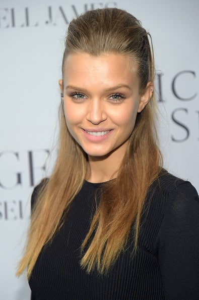 Josephine Skriver Plastic Surgery Before After