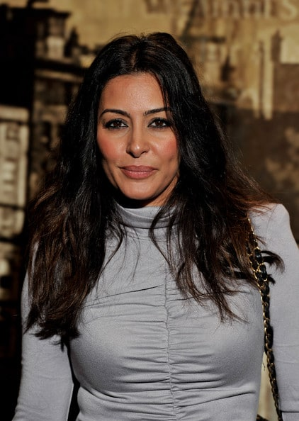 Laila Rouass Plastic Surgery Before After